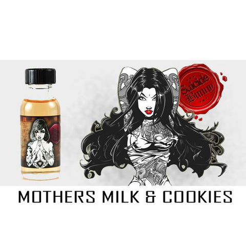 Mother's Milk & Cookies - Suicide Bunny E-Liquid