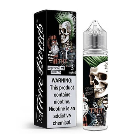 TNT - Time Bomb Vapors E-Juice (60 ml)