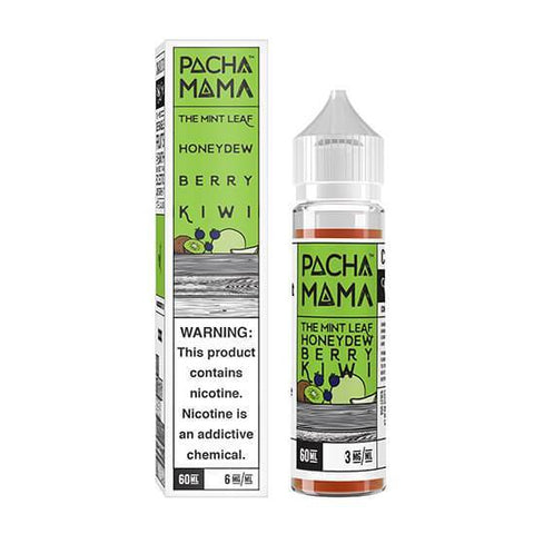 The Mint Leaf - Pachamama E-Juice (60 ml)