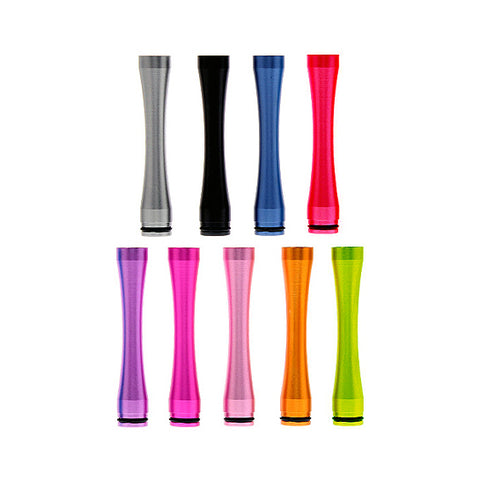 Tower Anodized Aluminum Drip Tips