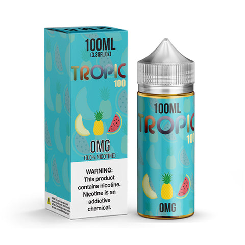 Tropic 100 - Tailored Vapors E-Juice (100 ml)