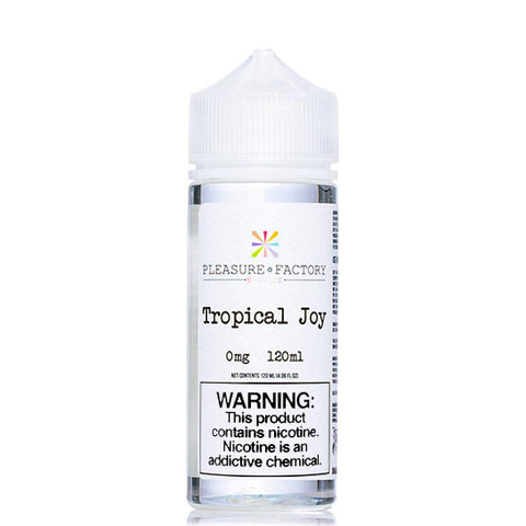 Tropical Joy - Pleasure Factory E-Juice (120 ml)
