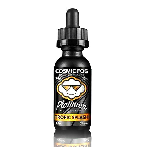 Tropical Splash - Cosmic Fog Platinum Collection E-Liquid (60ml)
