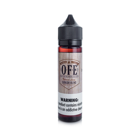 Turkish Blend - Old Fashioned Elixir (OFE) E-Juice (60 ml)