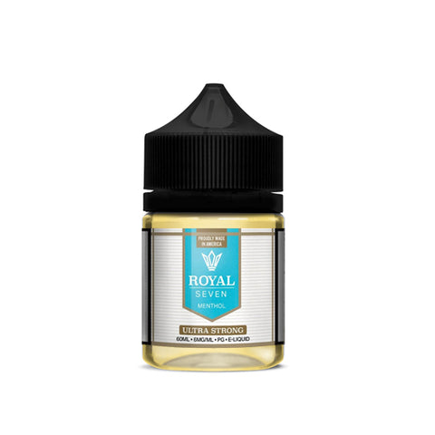 Ultra Strong - Royal Seven E-Liquid