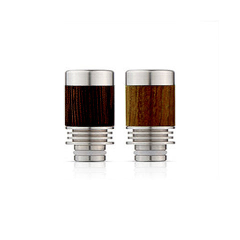 Uptown Wide Bore Wood Drip Tips