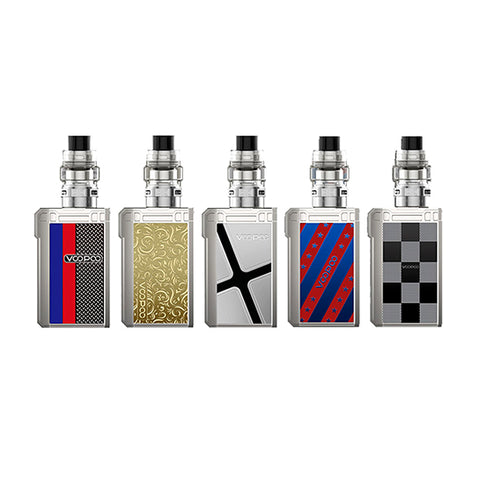 VooPoo Alpha Zip Starter Kit