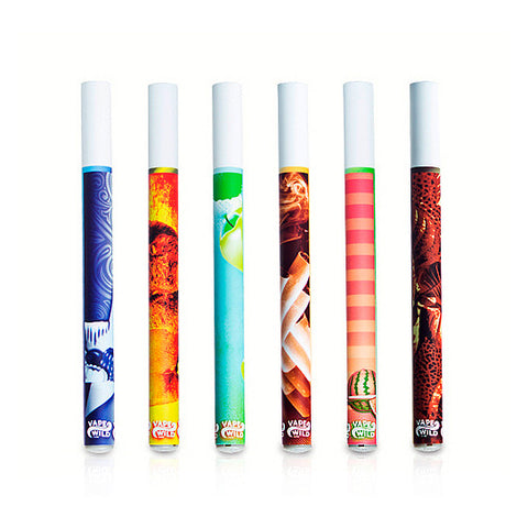 Vape Wild™ Disposable E-Cig