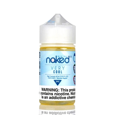Very Cool Naked 100 E-Juice