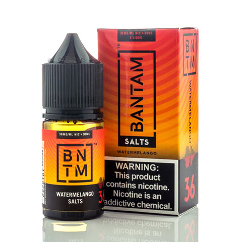 Watermelango Salt - Bantam E-Juice