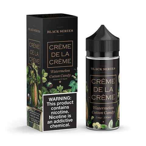 Watermelon Cotton Candy - Crème De La Crème E-Juice (100 ml)