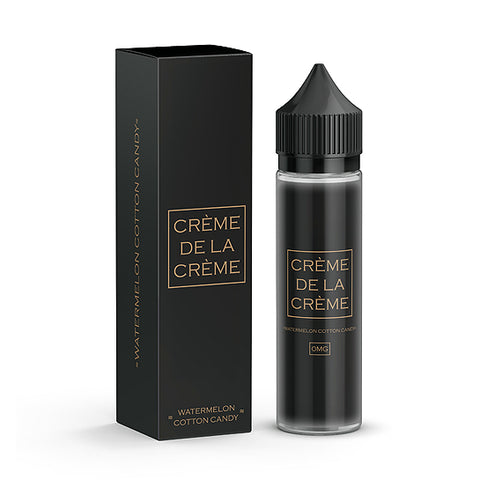 Watermelon Cotton Candy - Crème De La Crème E-Juice (60 ml)