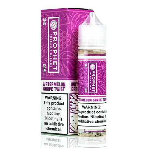 Watermelon Grape Twist - Prophet E-Juice (60 ml)