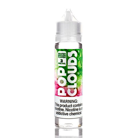 Watermelon - Pop Clouds E-Juice (60 ml)