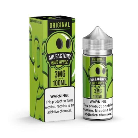 Wild Apple - Air Factory E-Juice (100 ml)