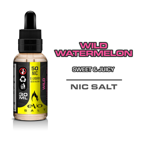 Wild Watermelon Salt - Evo E-Juice