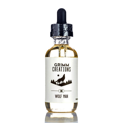 Wolf Man - Grimm Creations E-Juice (60 ml)