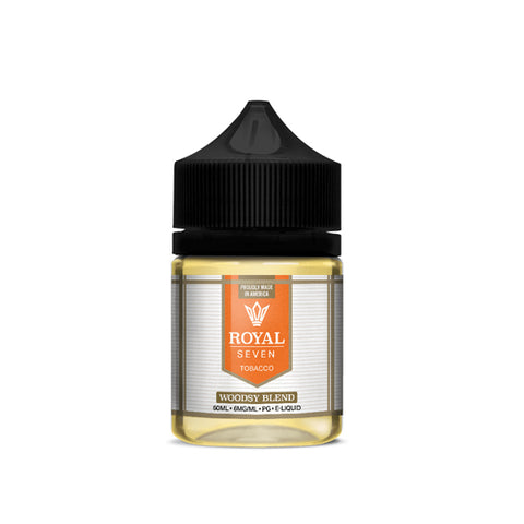 Woodsy Blend - Royal Seven E-Liquid