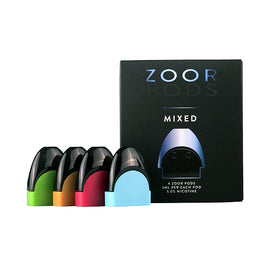 Zoor Pre-Filled Pods by 7 Daze™ (4-Pack)