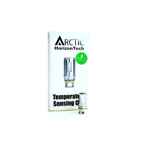 Genuine Horizon Tech™ Arctic BTDC Ni200 Nickel Replacement Coils / Atomizer Heads (5 pack)