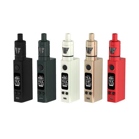 Genuine Joyetech™ eVic-VTC Mini (75W w/ TRON Tank) Full Starter Kit