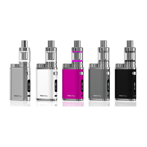 Genuine Eleaf™ iSmoka iStick Pico 75W TC Full Kit (w/ Melo III Mini)