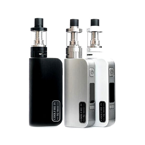 Genuine Innokin™ Coolfire IV TC 18650 Full Kit (w/ iSub V Tank)