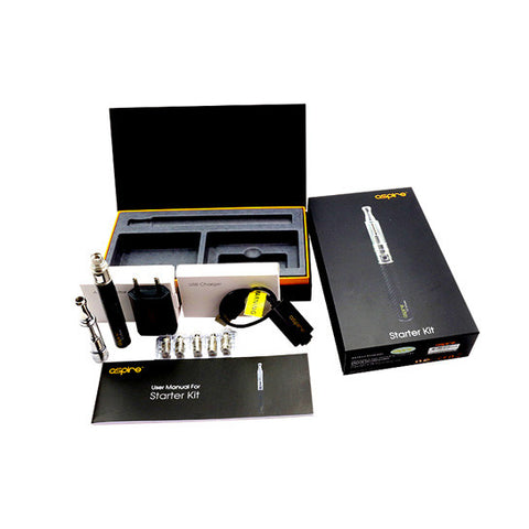 Genuine Aspire™ Starter Kit (K1 and CF G-Power Battery)