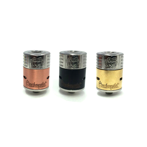Genuine Onslaught™ RDA By Psywar Fabrications - Rebuildable Atomizer