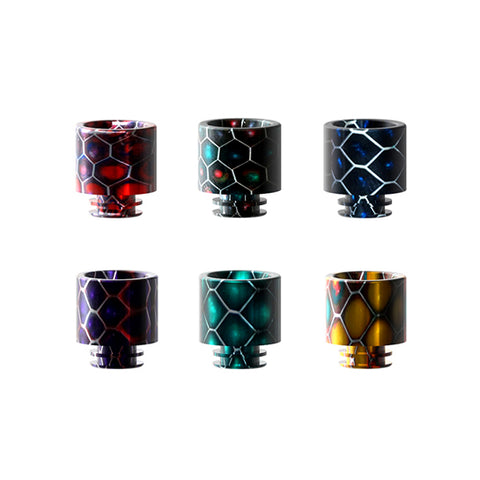 Genuine Smok Cobra Resin Wide Bore Drip Tip (TFV8 & TFV12)