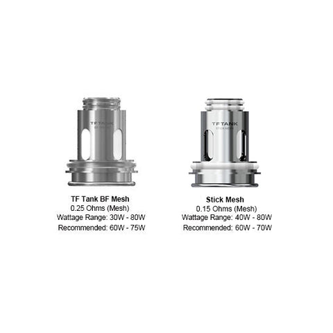 Smok TF Replacement Coils (3 Pack)