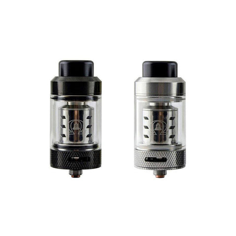 The Tanker Sub Ohm Tank By Vaping AMP & Rig Mod