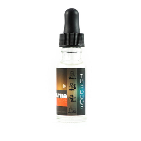The Dude - Alpha Vape E-juice