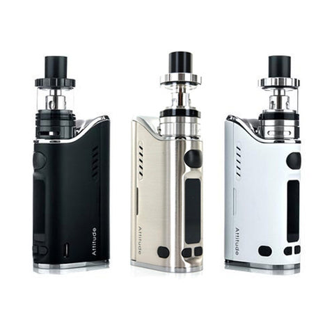 Genuine Vaporesso™ Attitude 80W TC Full Kit (w/ Ceramic Coil)