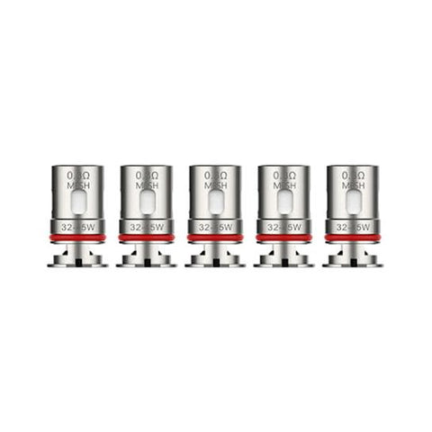 Genuine Vaporesso™ GTX Replacement Coils (5 Pack)