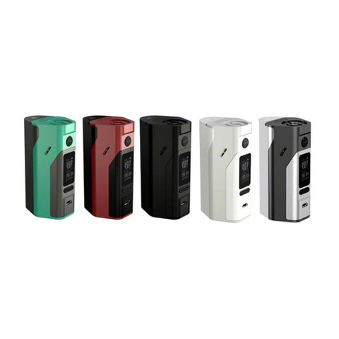 Genuine Wismec™ Reuleaux RX2/3 Box Mod by Jay Bo Designs