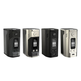 Genuine Wismec™ Reuleaux RX300 Quad 18650 TC Box Mod by Jay Bo Designs