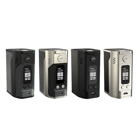 Wismec Reuleaux RX300 Quad 18650 TC Box Mod by Jay Bo Designs