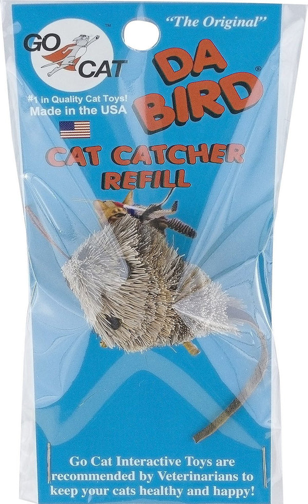 Go Cat Da Bird | Mouse Refill Attachment | Peticular