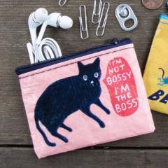 Blue Q Coin Purse | I'm Not Bossy | Peticular
