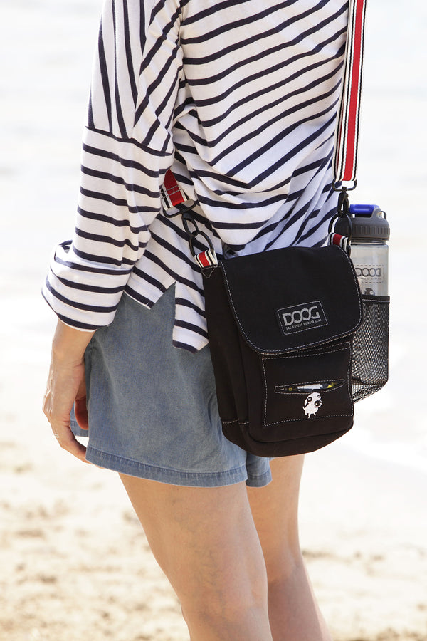 DOOG Walkie Bag | Black | Peticular