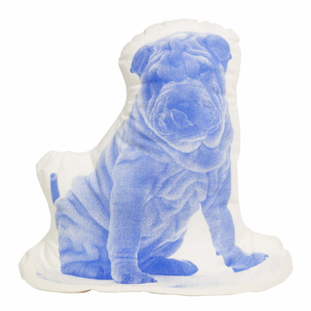 Areaware Fauna Cushion | Sharpei | Peticular