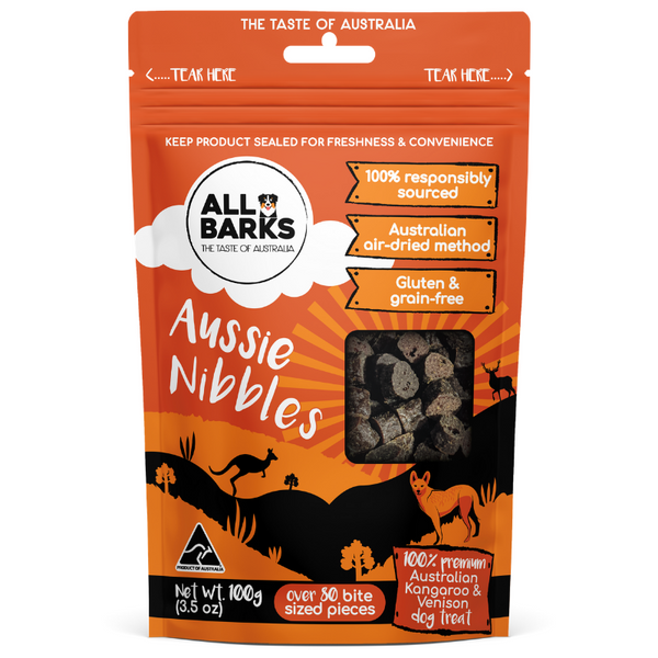 Aussie Nibbles Dog Treats