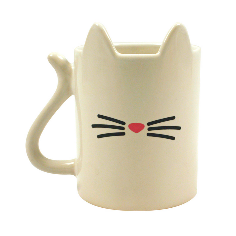 Outliving Animal Mugs | Cat | Peticular
