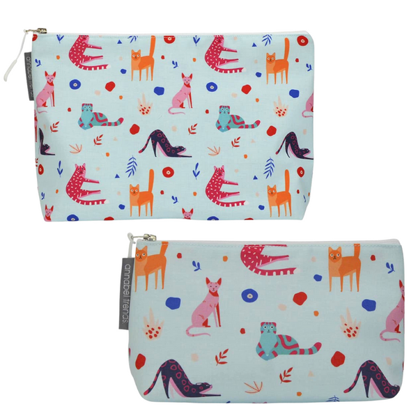 Cosmetics Bags | Retro Cat