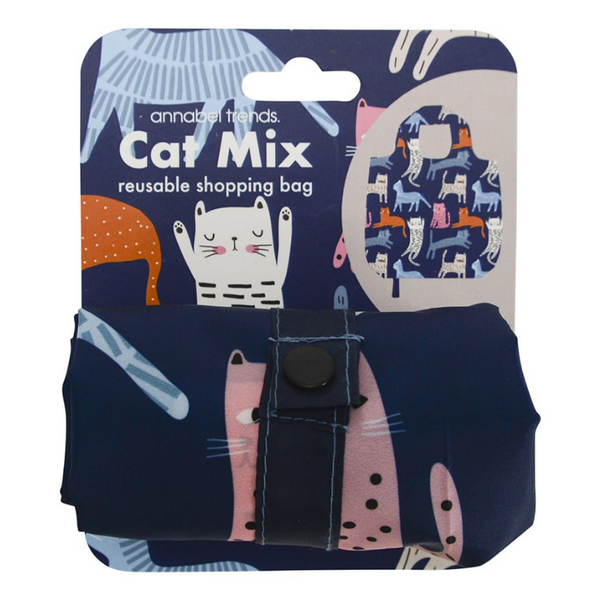 Shopping Bag | Cat Mix