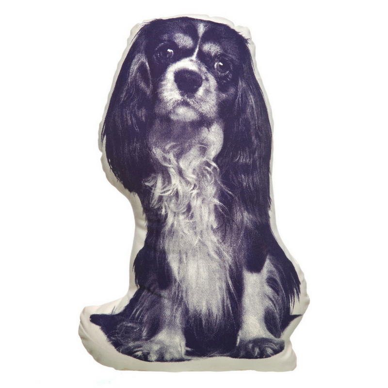 Areaware Fauna Cushion | King Cavalier | Peticular