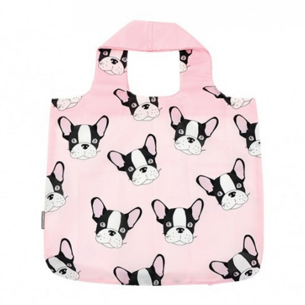 Annabel Trends Shopping Bag | Frenchie | Peticular