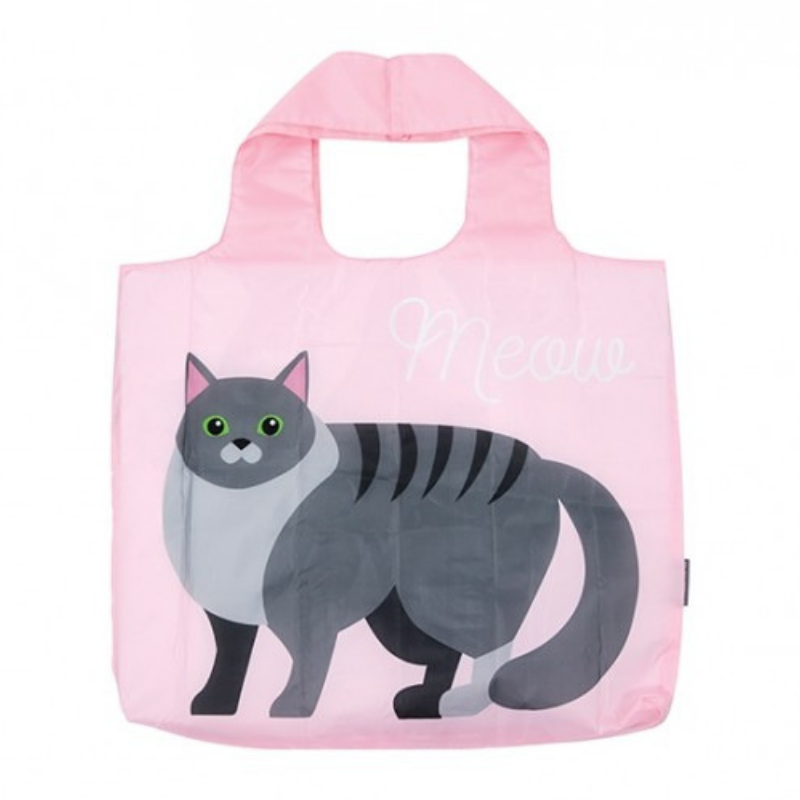 Annabel Trends Shopping Bag | Tabby Cat | Peticular