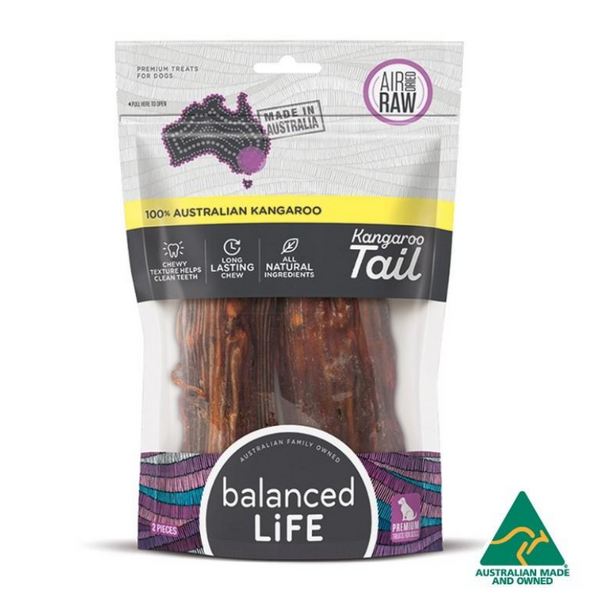 Balanced Life Kangaroo Tail | 2 Pieces | Peticular